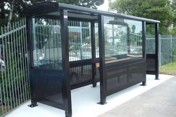 Auckland Bus Shelter 4.8 modular