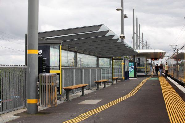 3. Train Station