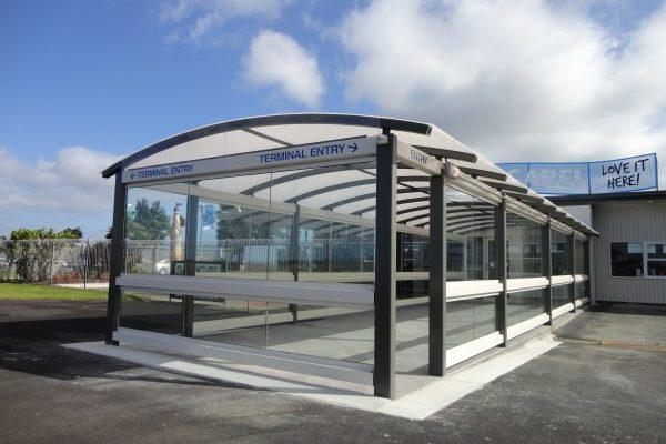 Airport Departure Shelter 02