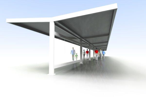 Carpark Walkway